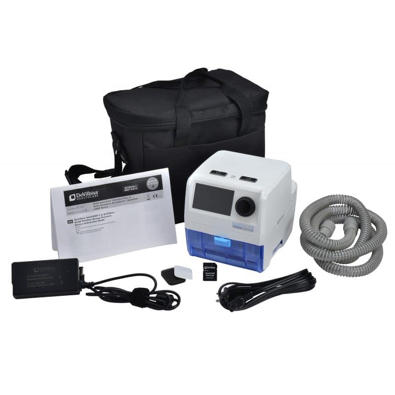IntelliPAP 2 AutoAdjust CPAP System with Heated Humidifier and PulseDose
